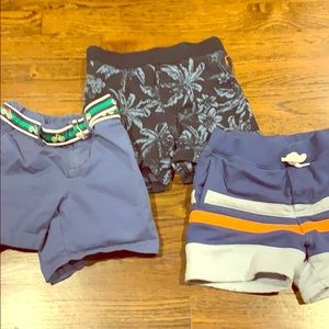 Boys Ralph Lauren shorts lot 24 months (3pieces)